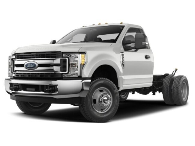 2018 Ford F-350SD Cab & Chassis