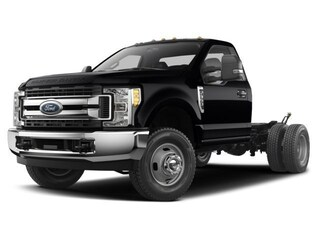New 2018 Ford F-350 Chassis XL Truck Regular Cab for Sale in Boston, MA at Muzi Ford