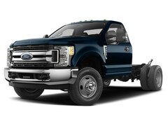 New 2018 Ford F-350SD Cab/Chassis in Toledo