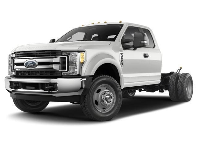 2018 Ford F-350 Chassis XL Truck Super Cab