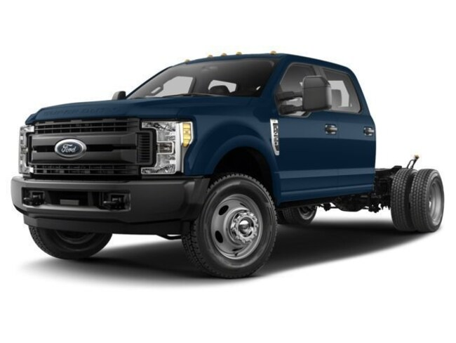 2018 Ford F-350 Chassis Lariat Truck Crew Cab Medford, OR