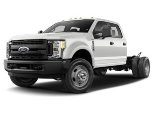 2018 Ford F-350 Chassis Crew Cab