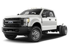 2018 Ford F-450 Chassis XLT 4WD Crew CAB 179 WB Truck Crew Cab
