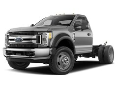 2018 Ford F-550SD Cab/Chassis 1FDUF5GYXJEB92438 for sale near Elyria, OH at Mike Bass Ford