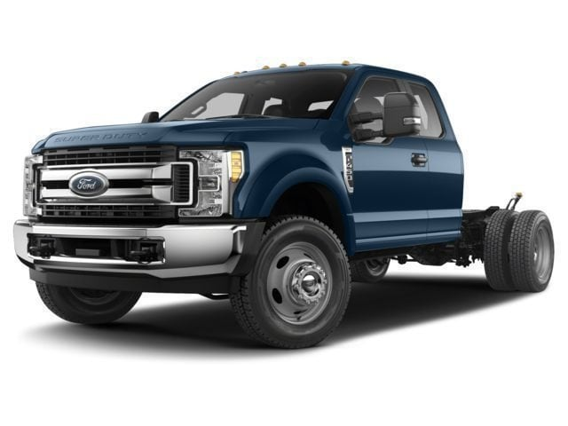 2018 Ford F-550 Chassis Truck Super Cab