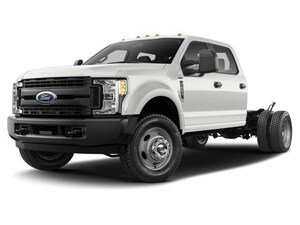 2018 Ford F-550 Chassis