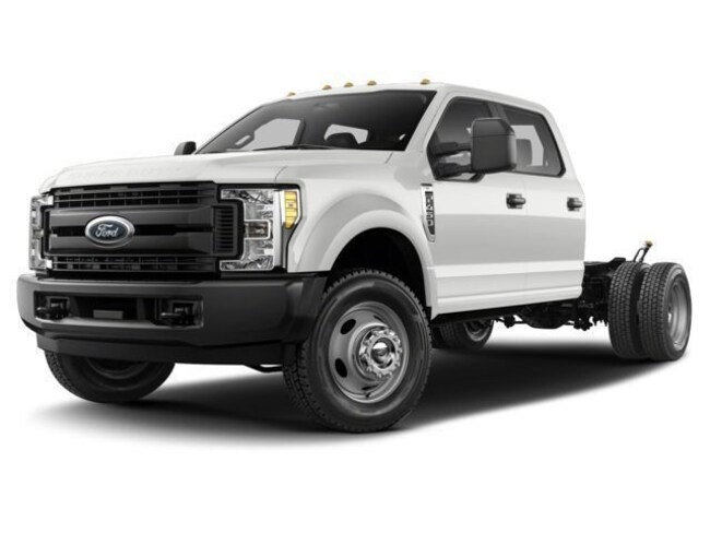 2018 Ford F-550 Chassis Crew Cab