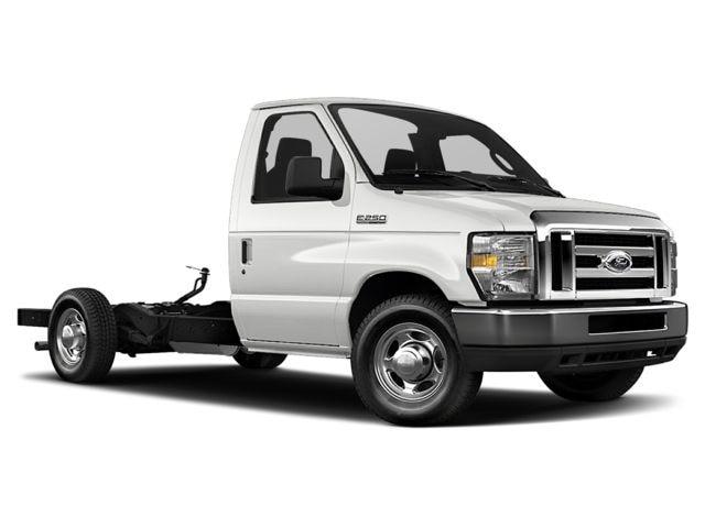 2018 Ford E-Series Cutaway CUTWY Truck