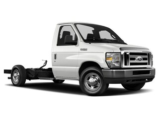 2018 Ford E-350 Base Box Van