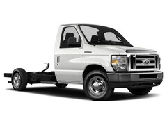 2018 Ford E-350 DRW Cutaway Cab and Chassis