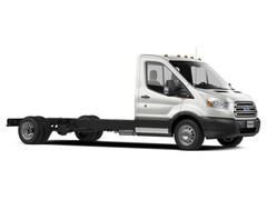 New 2018 Ford Transit-350 Cab Chassis Base Truck in West Chester PA