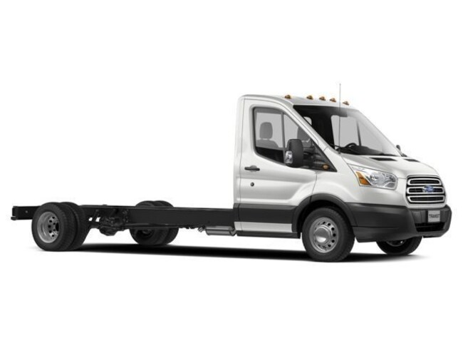 2018 Ford Transit-350 Cab Chassis T350HD Truck Sandy