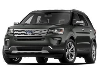 2018 Ford Explorer XLT FWD suv