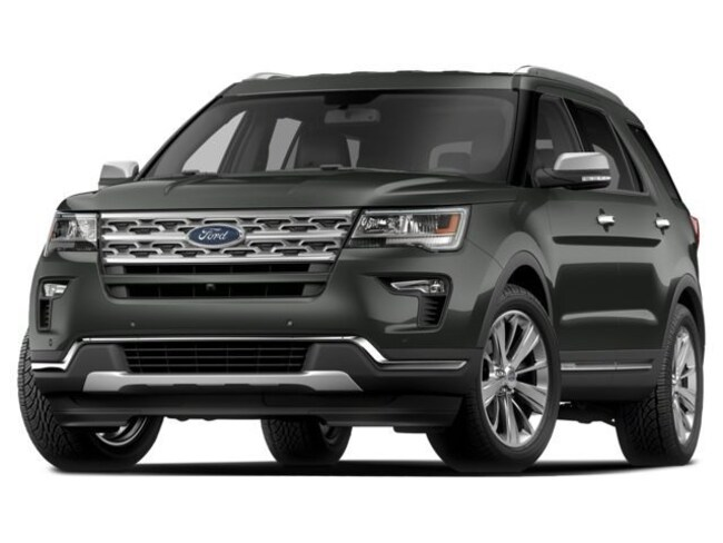 Used 2018 Ford Explorer Limited SUV For Sale McComb, MS
