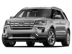 New 2018 Ford Explorer Limited SUV in Vidalia, GA