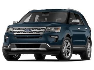 2018 Ford Explorer UT SUV 1FM5K8D83JGA78579