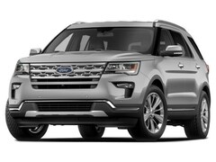 Used 2018 Ford Explorer XLT SUV near Manchester, NH