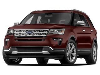New 2018 Ford Explorer Limited SUV in Belleville, IL