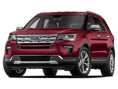 New Ford 2018 Ford Explorer Limited SUV for sale in Mechanicsburg, PA