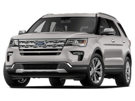 Used 2018 Ford Explorer Limited 4WD Sport Utility for sale near Woodbury