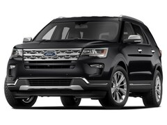 New 2018 Ford Explorer Platinum SUV in Helena, MT