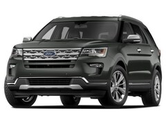 2018 Ford Explorer Platinum SUV for sale in San Diego at Mossy Ford