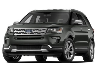 New 2018 Ford Explorer Platinum SUV For sale in Boise, ID