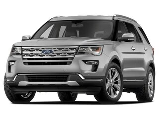 2018 Ford Explorer Platinum SUV