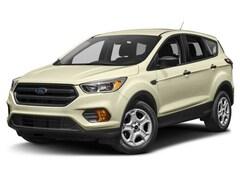 2018 Ford Escape SE Compact SUV