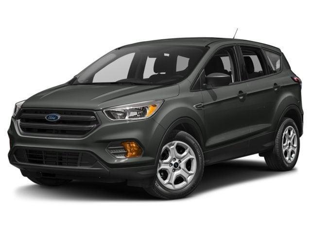 2018 Ford Escape SEL FWD SEL  SUV