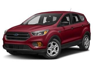 2018 Ford Escape SEL SEL FWD
