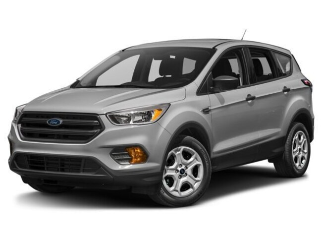 2018 Ford Escape SEL SUV 1FMCU0HD4JUB81196 for sale near Elyria, OH at Mike Bass Ford