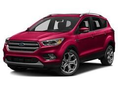 Used 2018 Ford Escape Titanium Titanium FWD