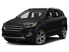 New 2018 Ford Escape Titanium SUV Havelock, NC