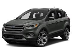 Certified 2018 Ford Escape Titanium  FWD SUV near Houston