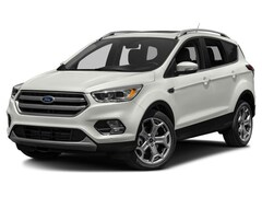 2018 Ford Escape Titanium w/Leather Panoramic Moonroof Navigation & SUV