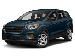 2018 Ford Escape SE Four-Wheel Drive with Locking and Limited-Slip Dif