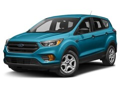 2018 Ford Escape 4WD SE SUV