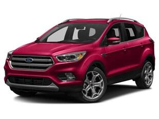 2018 Ford Escape Titanium SUV 1FMCU9J9XJUA30423