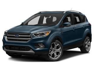 New 2018 Ford Escape Titanium SUV 13785 in Braintree, MA