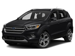 Certified Pre-Owned 2018 Ford Escape Titanium SUV Salt Lake City