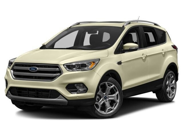 Featured pre-owned vehicles 2018 Ford Escape Titanium SUV for sale near you in Erie, PA