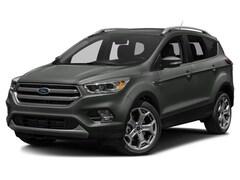 2018 Ford Escape Titanium Titanium 4WD