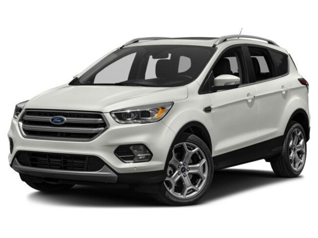 Used 2018 Ford Escape Titanium for sale near Boston, MA at Muzi Ford