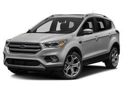 Low mileage 2018 Ford Escape Titanium SUV for sale near Tucson, AZ