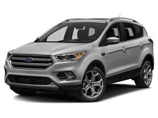 New 2018 Ford Escape Titanium SUV A18652 in Shelby, OH