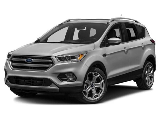 New 2018 Ford Escape Titanium Sport Utility For Sale/Lease Pasadena, TX