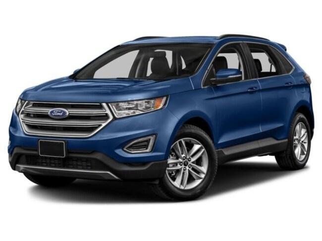 New 2018 Ford Edge SEL SUV in San Bernardino