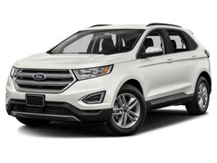 Low mileage 2018 Ford Edge SEL SUV for sale near Tucson, AZ