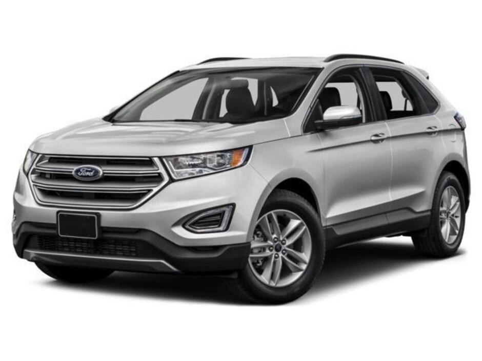 New 2018 Ford Edge SEL Sport Utility Lamesa